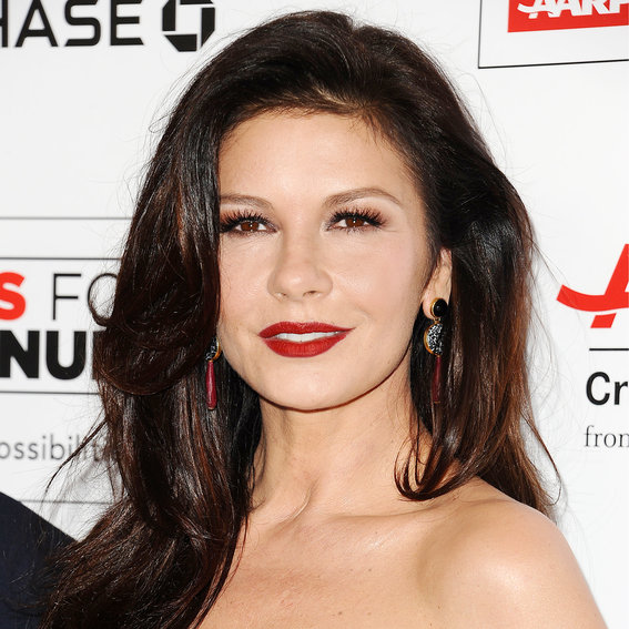 Catherine Zeta-Jones Turns 47: See Her Incredible Beauty Transformation, from High School to Now