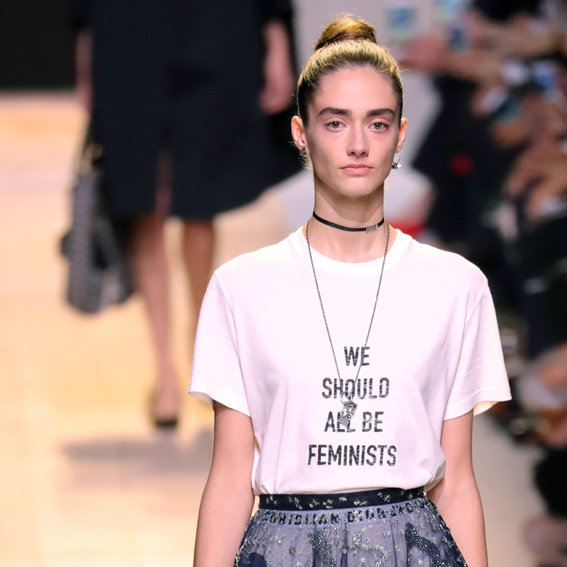 Dior's Newest Look: When Fashion and Feminism Meet