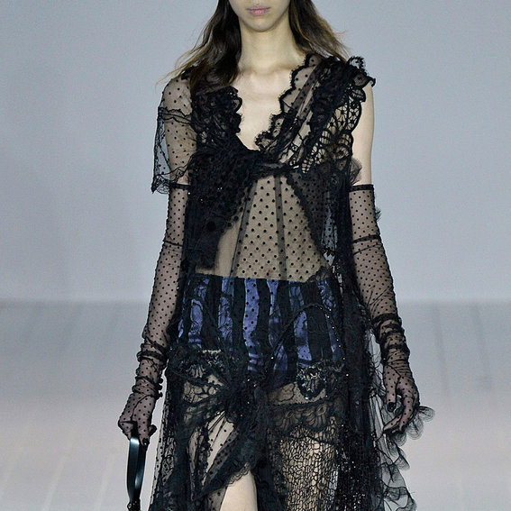 9 Gothic Dresses to Wear on Halloween and Beyond