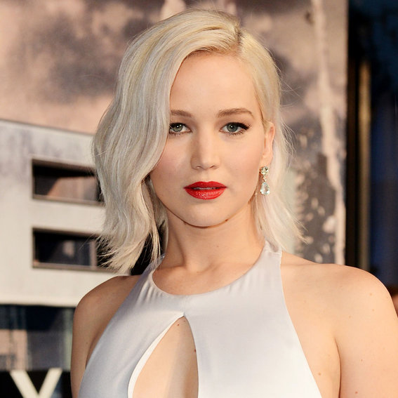 Jennifer Lawrence Officially Has Rapunzel Hair