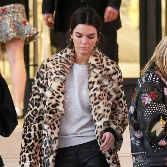 Kendall Jenner's Chic Street Style