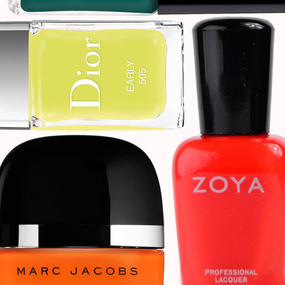 Bright Nail Polishes That Cure the Worst Winter Blues