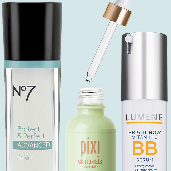 These Under $25 Serums Will Make You Believe in Skincare Miracles