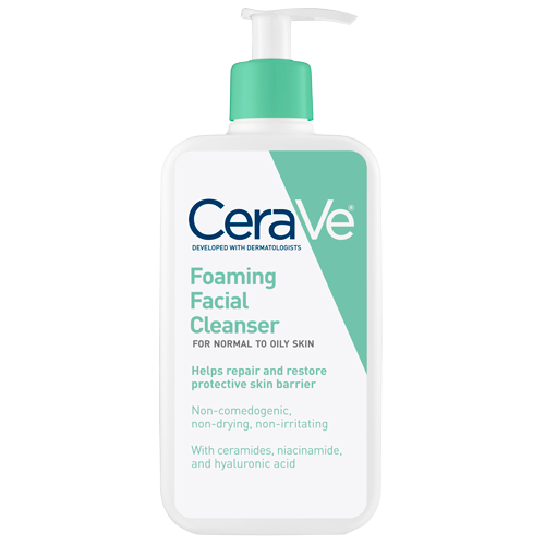 CeraVe Foaming Cleanser