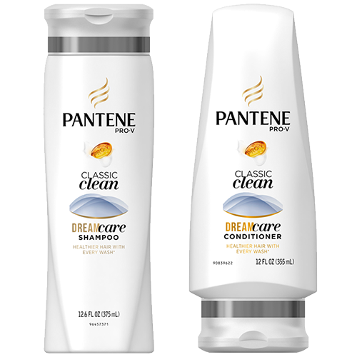Pantene Pro-V Shampoo and Conditioner