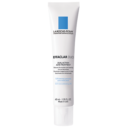 La Roche-Posay Effaclar Duo Dual Action Acne Treatment