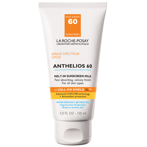 La Roche Posay Anthelios 60 Face & Body Melt In Sunscreen Milk
