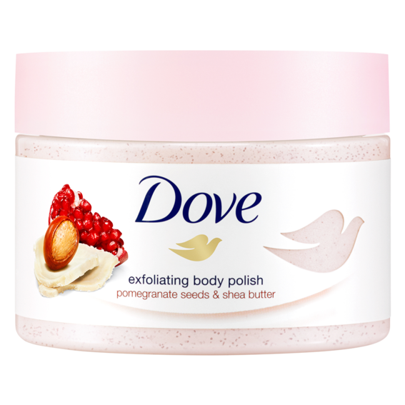 Dove Exfoliating Polish