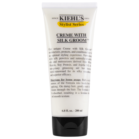 Kiehl's Crème with Silk Groom
