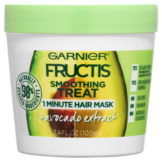 Garnier Fructis 1-Minute Hair Masks