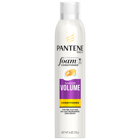 Pantene Pro-V Foam Conditioner