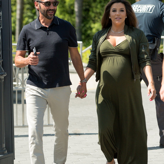 The Best Celebrity Maternity Looks Instyle