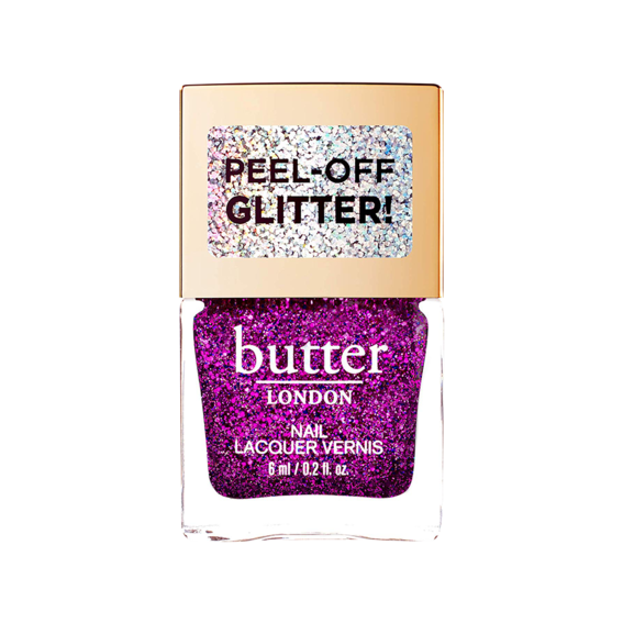 Butter London Glazen Peel Off Glitter Lacquer