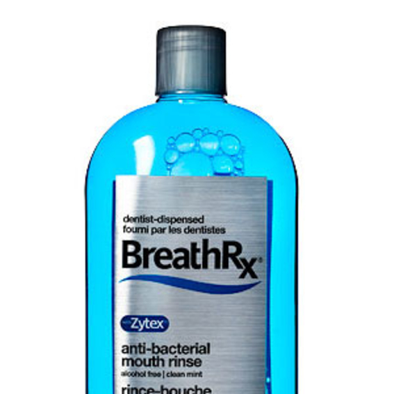 Breath RX Anti-Bacterial Mouthrinse
