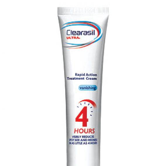 Clearasil Ultra Rapid Action Treatment Cream