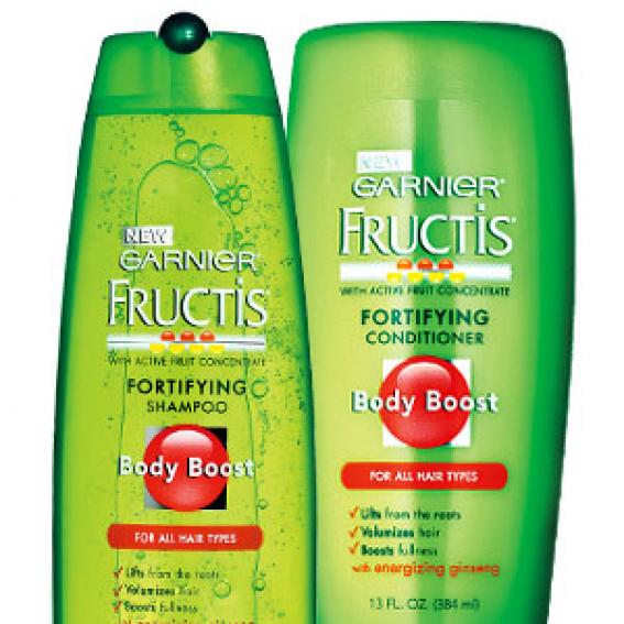 Garnier Fructis Fortifying Body Boost