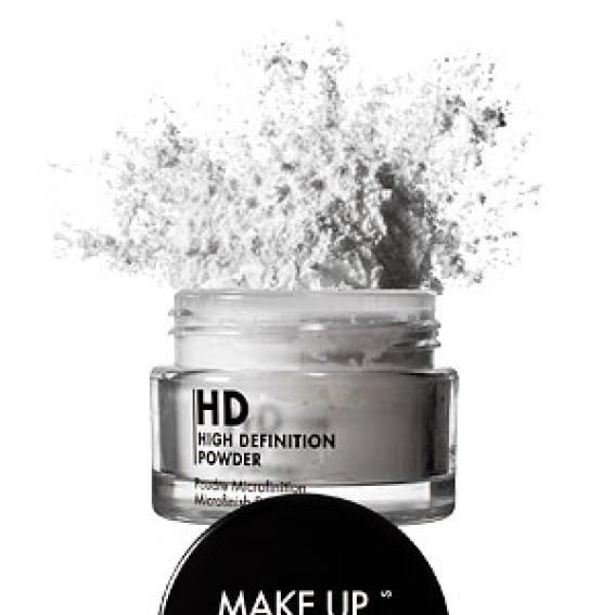 Makeup forever hd powder loose or pressed