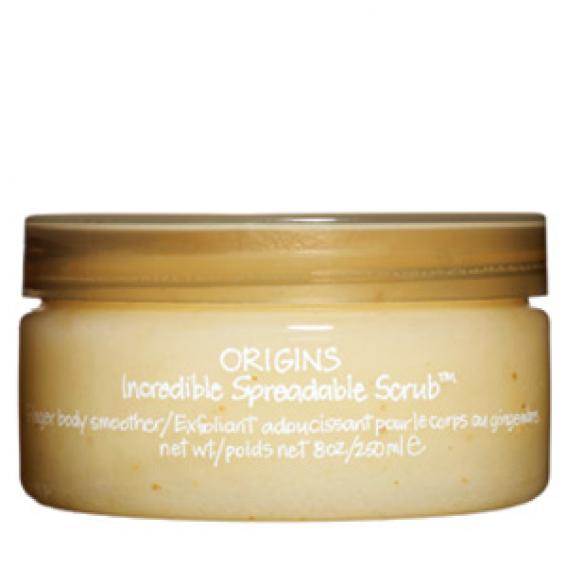 Origins Incredible Spreadable Scrub in Ginger