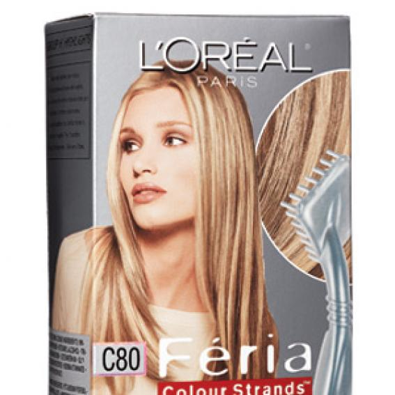 L'Oréal Féria Colour Strands Quick Shimmer Highlights