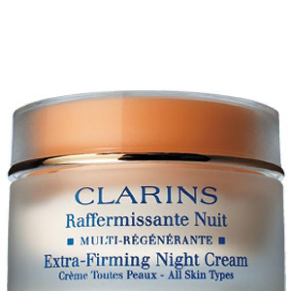 Clarins Extra-Firming Night Cream for Dry Skin