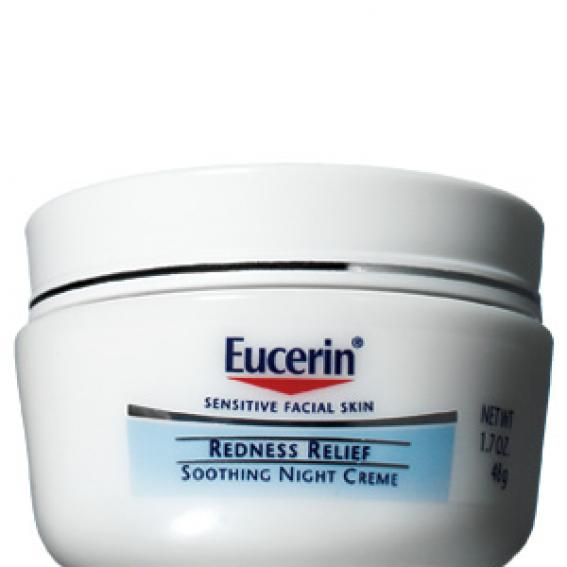 Eucerin Redness Relief Soothing Night Crème