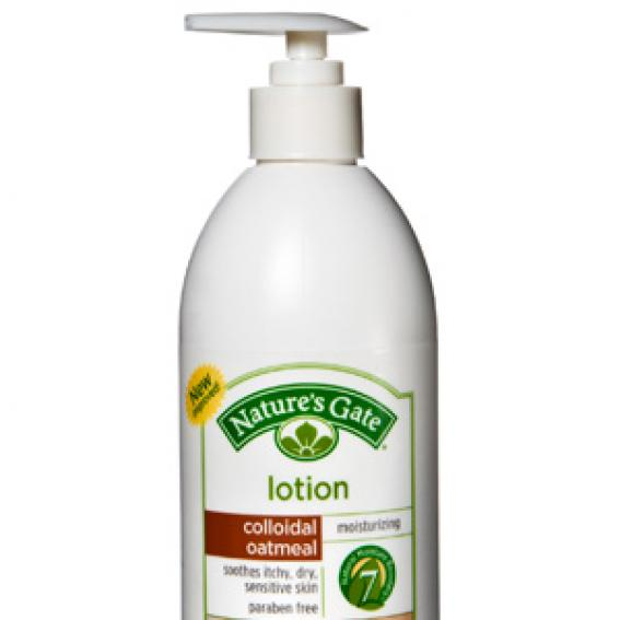 Nature's Gate Oatmeal Body Lotion