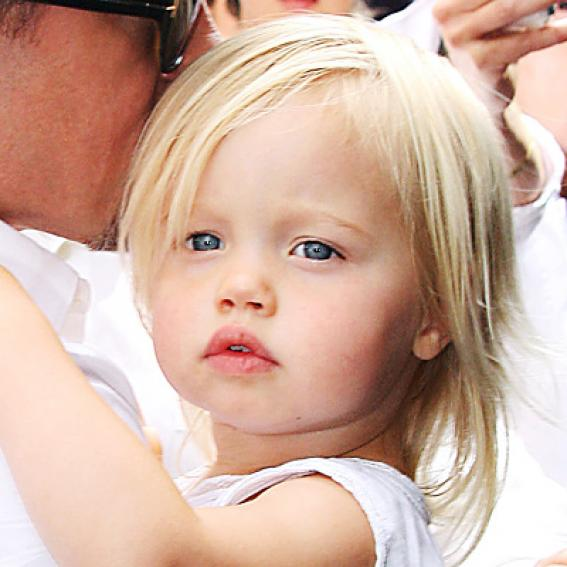 Shiloh Jolie-Pitt's Changing Looks