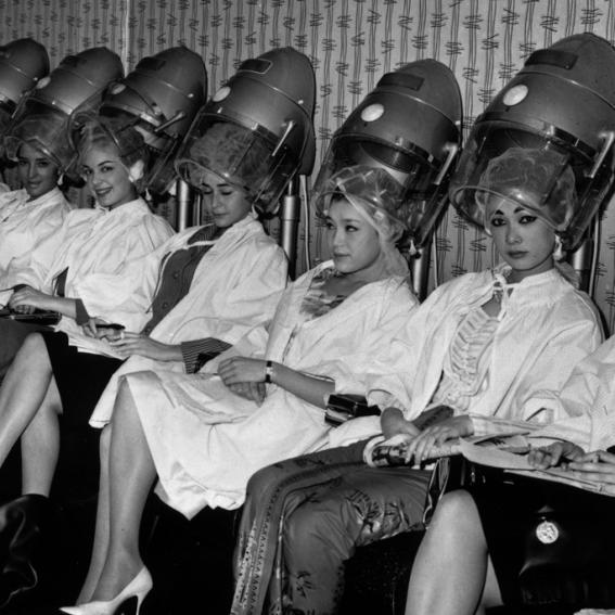 The Weird and Wonderful Past of the Hair Dryer
