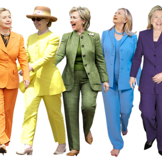 National Pantsuit Day Is a Real Thing and It's Happening Today
