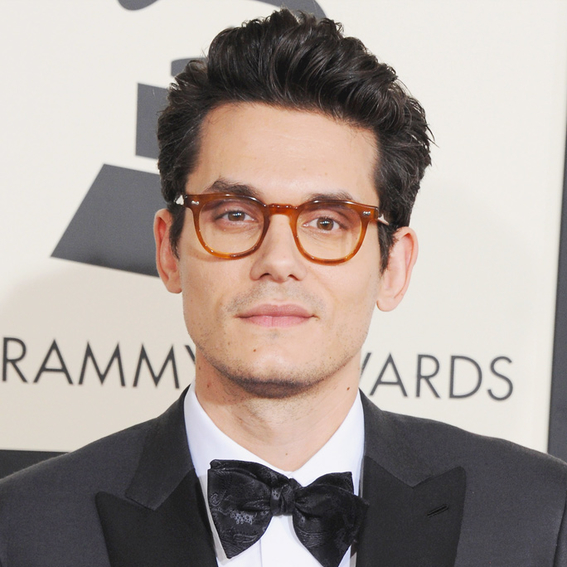 John Mayer's Bright Pink Valentine's Day Sweatsuit Needs to Be Seen