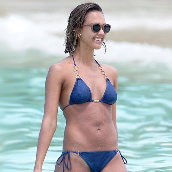 VIDEO: How to Get Toned Abs Like Jessica Alba
