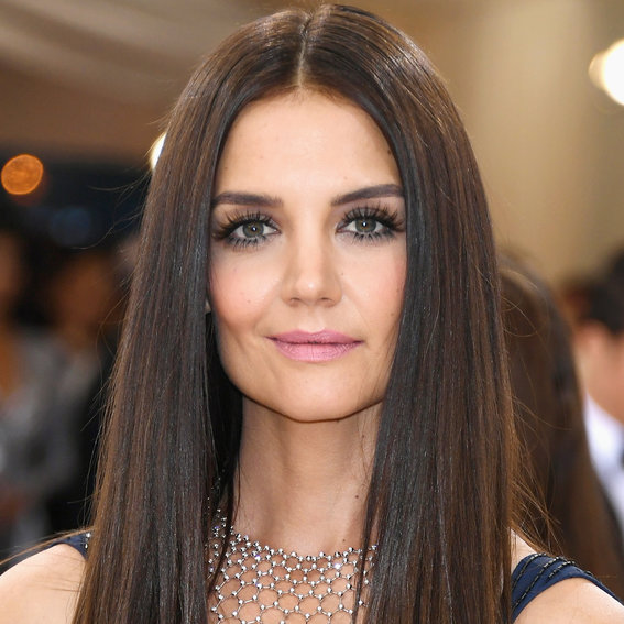 Katie Holmes Looks Just Like Daughter Suri in This Adorable #TBT Snap