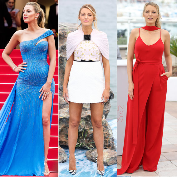 See All of Blake Lively's Stunning Maternity Looks at the Cannes Film Festival