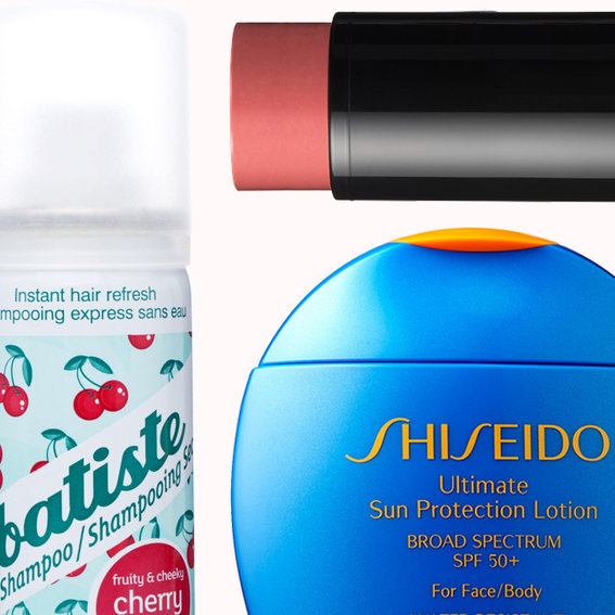 TSA-Approved Beauty Products To Pack for Fourth of July Weekend