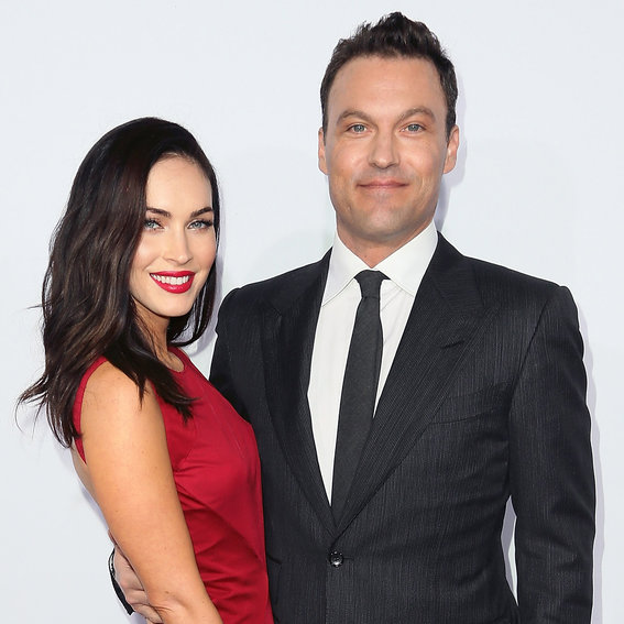 Megan Fox Shares the First Photo of Her and Brian Austin Green's Newborn Son Journey