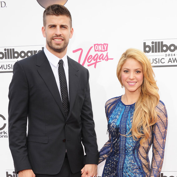 Shakira's Son Looks Just Like His Dad Gerard Piqué in This Cute Instagram Shot