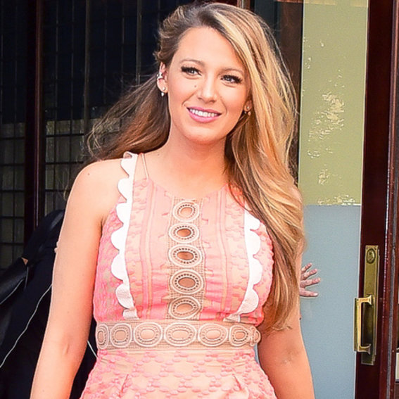Happy Birthday, Blake Lively! See Her Effortlessly Chic Maternity Style