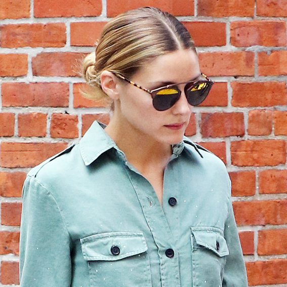 Olivia Palermo Wore Two Afforable Zara Tops This Weekend—Shop Them Both Here