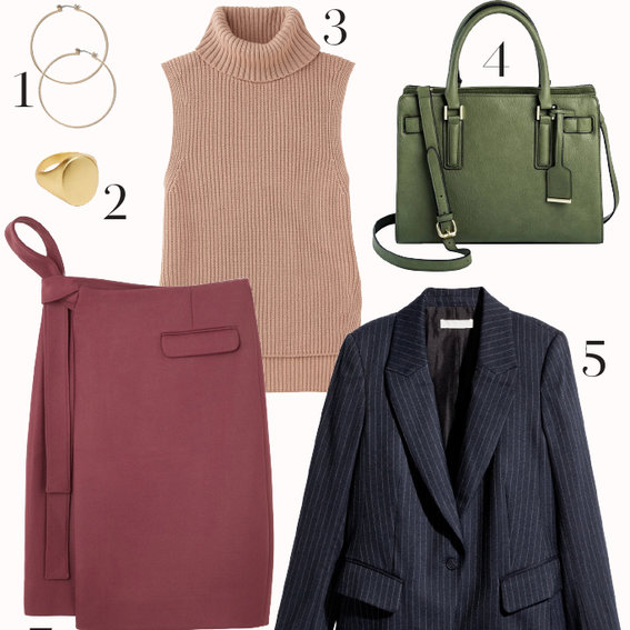 Beat Your Monday Blues with This On-Point Work Look