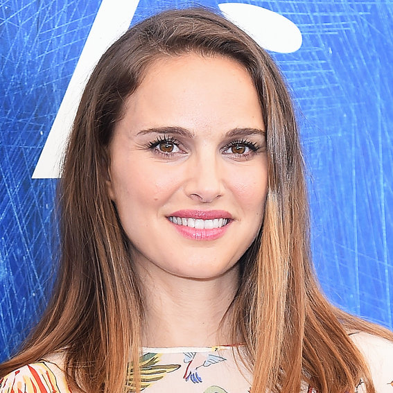 Natalie Portman Does Weekend Maternity Style Right in Casual Florals