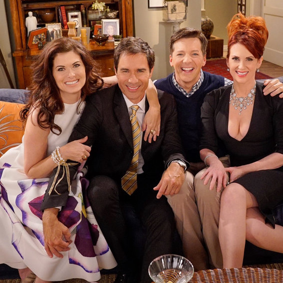 <em>Will & Grace </em>Is Back! Here's What We Know About the Reunion