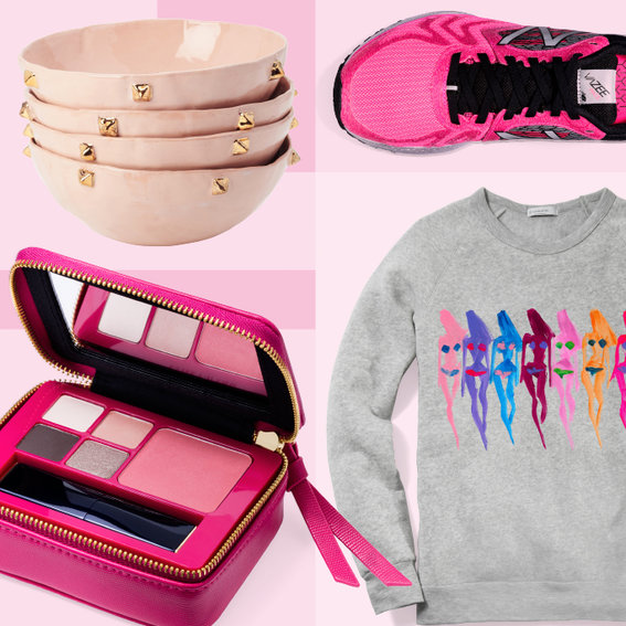 16 Stylish Ways to Support Breast Cancer Research