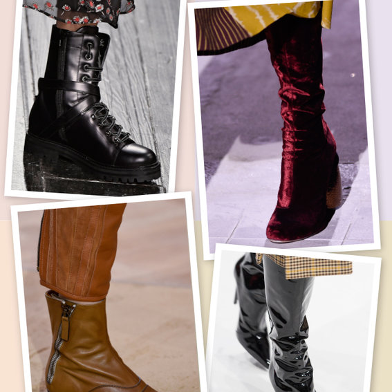 Your Fall Boot Guide: Shop the 5 Biggest Trends of the Season