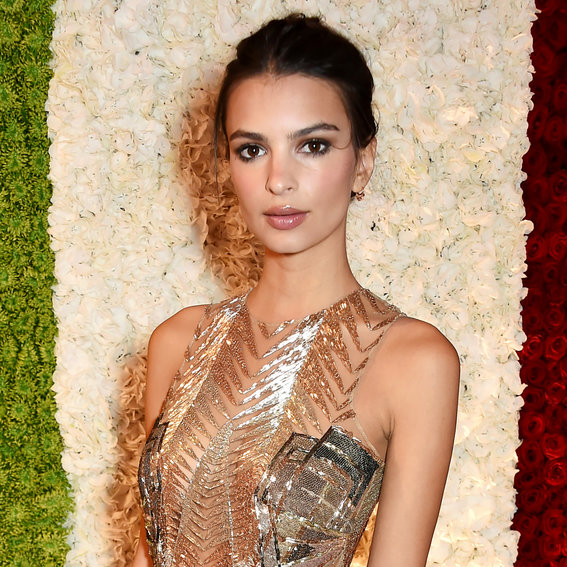 Emily Ratajkowski Upped the Game By Designing Her Own Bridesmaid Dress