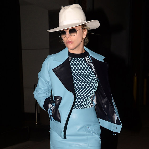 Lady Gaga Is the Chicest Cowgirl We've Ever Seen