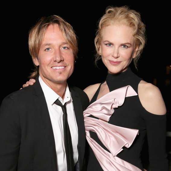 Nicole Kidman and Keith Urban Turn the 2016 <em>InStyle</em> Awards into a Fabulous Date Night