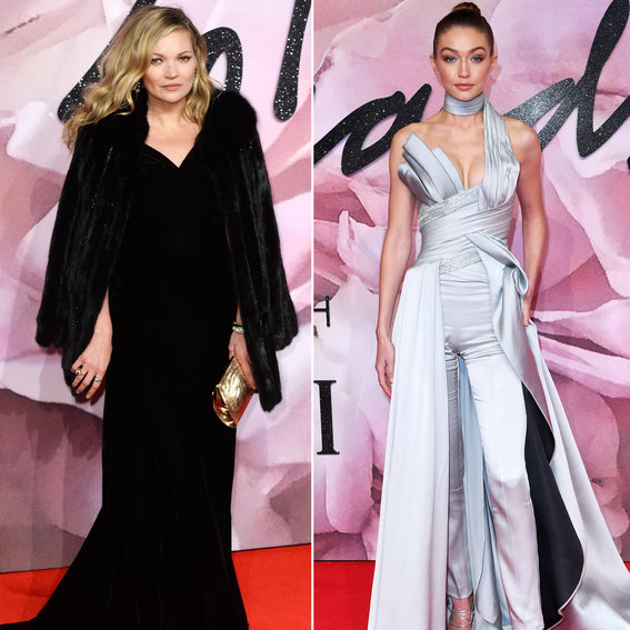 The Most Stylish Looks from the 2016 Fashion Awards Red Carpet