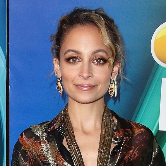 Further Proof That Nicole Richie Mixes Prints Better Than Anyone You Know