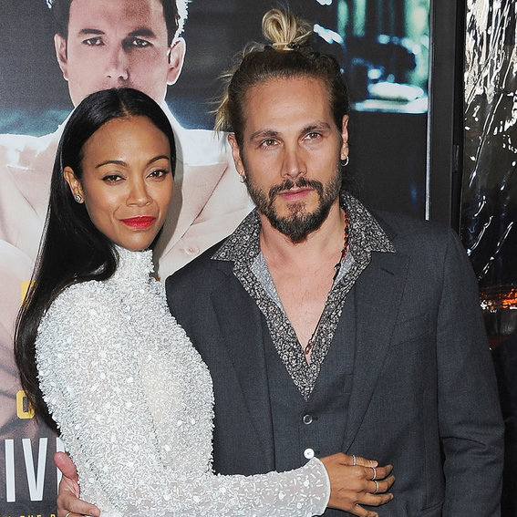 Zoe Saldana's New Baby Is Here! And It's a Boy!