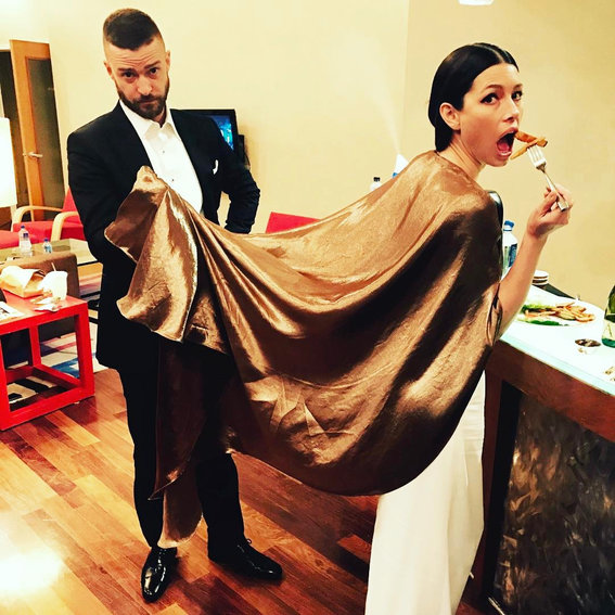 See the Best Celebrity Instagrams from the 2017 Oscars